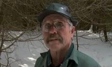 Ken Dalrymple elk Highway 17 Clarence-Rockland March 2015