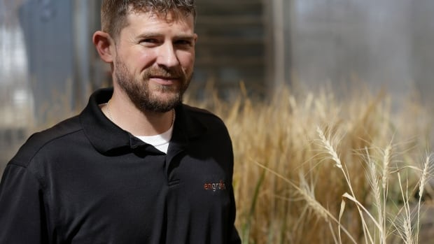 Chris Miller, senior director of research for Engrain, says trying to develop gluten-free wheat is 'the right thing to do' when farmers know that some people can't handle regular wheat.