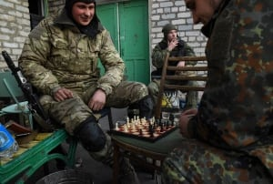 Ukraine Frayed Truce