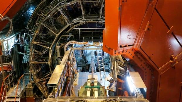 Scientists will use the largest and most powerful particle accelerator in the world to try to resolve some mysteries of the universe, including the nature of dark matter and dark energy.
