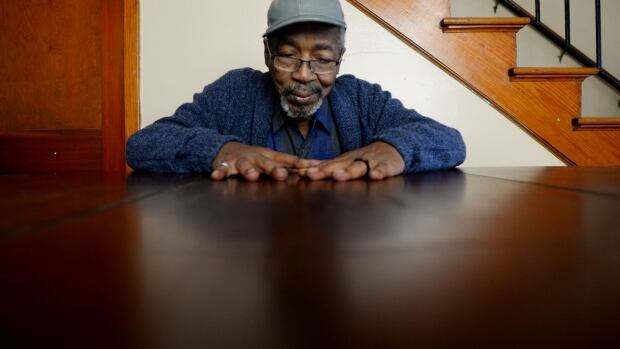 Glenn Ford, who was released after spending 30 years on death row in Louisiana for murder