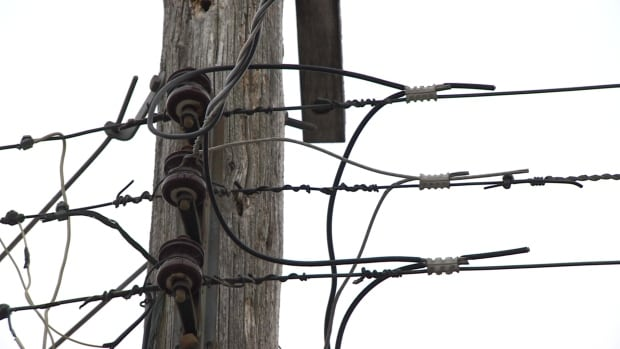 Manitoba Hydro says crews will transfer power supply to a new substation on Winnipeg's Martin Avenue at 6 a.m. on Sunday.