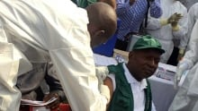 Ebola vaccination of health-care workers