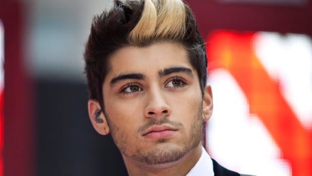 Zayn Malik left the popular pop band One Direction last month.