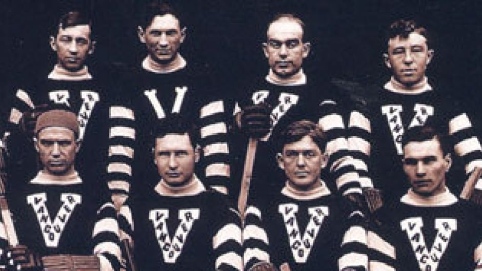 outlet store a30d7 a0e32 Vancouver Millionaires won Stanley Cup 100 years ago | CBC News