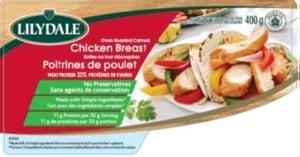 Lilydale chicken recall