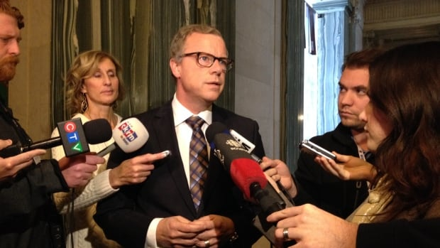 Premier Brad Wall says massage parlours are a concern, given the link to human trafficking, drug trafficking and exploitation of young people.