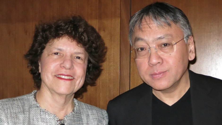 Eleanor Wachtel has spoke to Nobel Prize for Literature laureate Kazuo Ishiguro three times.