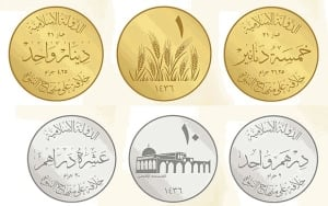 ISIS coins
