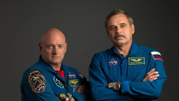 Scott Kelly and Mikhail Kornienko began their marathon mission with a Soyuz rocket launch from Kazakhstan on March 27, 2015.
