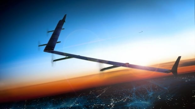 Facebook has unveiled its plans to beam down internet access to parts of the world without mobile access, aided by a fleet of solar-powered drones.