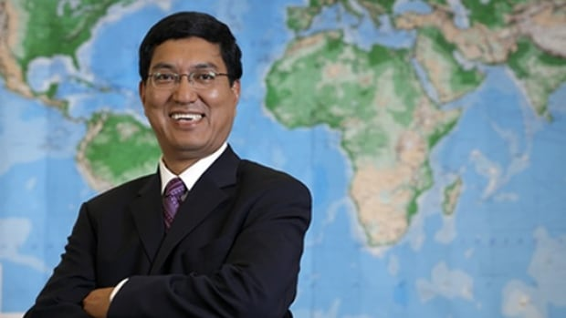 Western University president and vice-chancellor Amit Chakma collected $924,000 in compensation in 2014 because he chose to work instead of taking  a one-year paid sabbatical included in his contract. Chakma says he will return nearly half that amount.