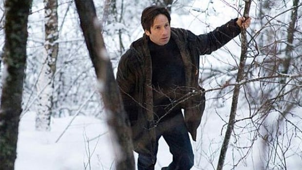 David Duchovny is shown in a scene from The X-Files: I Want to Believe, shot in British Columbia. Duchovny will return to Vancouver to film a new X-Files series for TV.