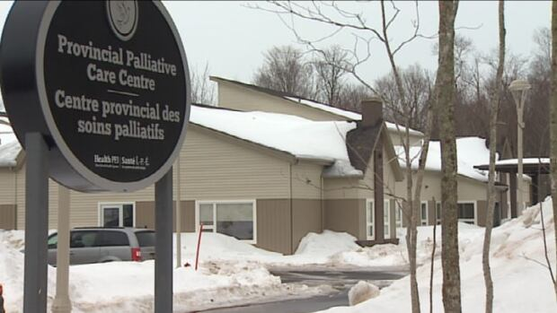 The provincial palliative care centre opened in the spring of 2015.