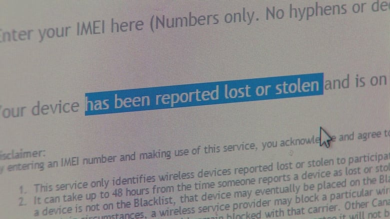 Bell accused of 'ganging up' on resale buyers by blacklisting phones
