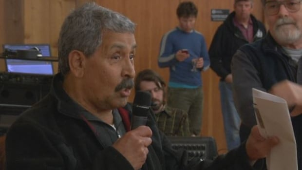 Shakir Alwarid, a former chief land claims negotiator with the Yukon government, didn't have kind words for the government's move to change the Yukon Environmental and Socio-Economic Assessment Act.