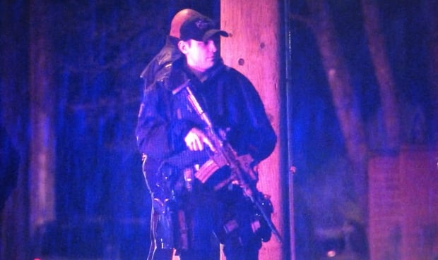 RCMP officer at Surrey shooting