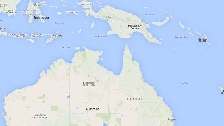 Major earthquake strikes Papua New Guinea | CBC News