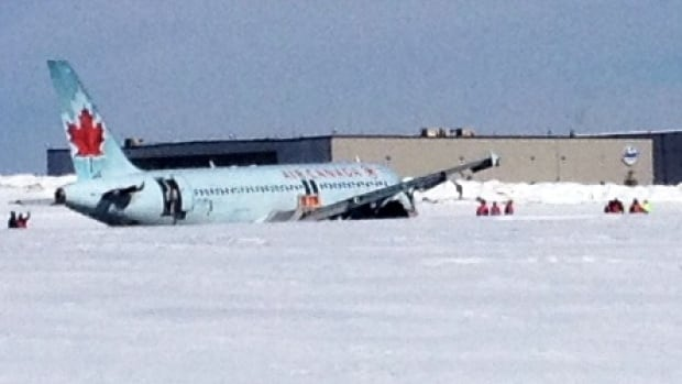 AC624 crash: one remaining runway at airport could limit ...