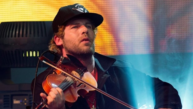Fiddler Ashley MacIsaac is one of the musicians scheduled to perform at the Axis Mundi festival in Revelstoke, B.C.