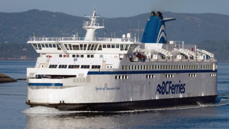 BC Ferries sailings cancelled due to mechanical issues