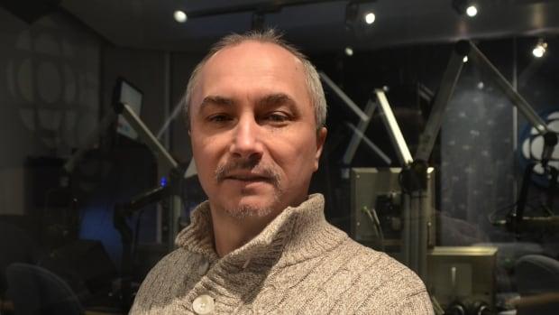 Tom Leduc is Greater Sudbury's Poet Laureate.