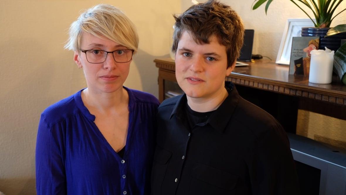 mom names for same sex parents in Nova Scotia