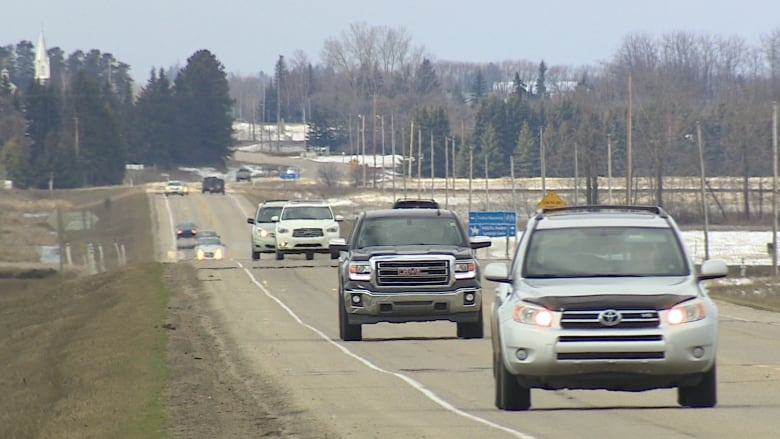 Newly annexed south Edmonton highway a 'dangerous roadway' says report