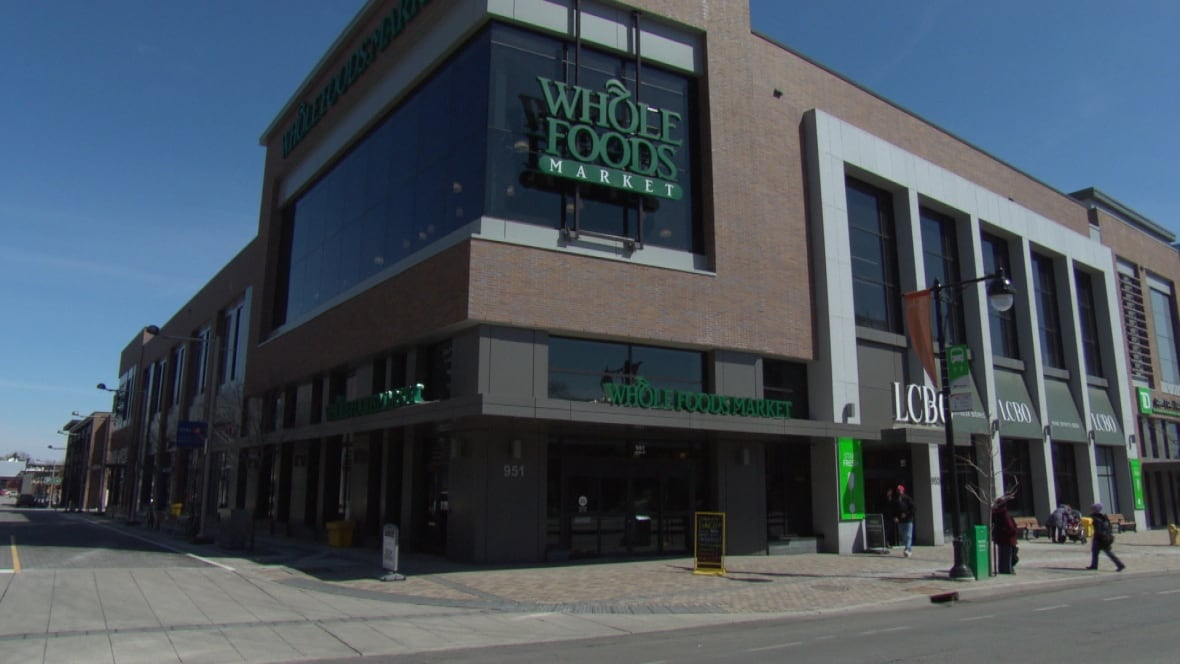 Whole Foods In Kitchener