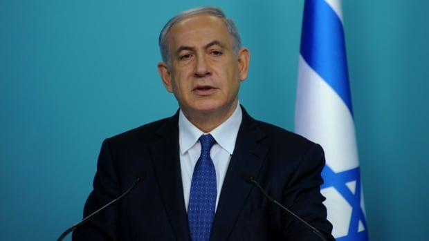 Israeli Prime Minister Benjamin Netanyahu, seen on Wednesday, said the deal would legitimize Iran's nuclear programme.