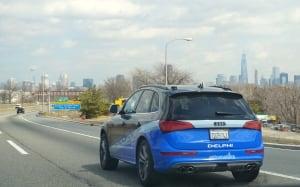 Autonomous Road Trip