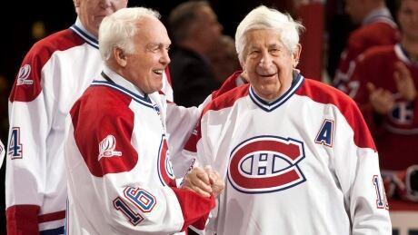 NHL Canadiens Centennial 20091204