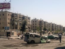 The Palestinian Yarmouk refugee camp in Damascus, which is under siege by Syrian government forces fighting rebels, has received its first relief supplies since the beginning of December. The aid was delivered by the United Nations Relief and Works Organization (UNRWA) on March 5th, 2015.