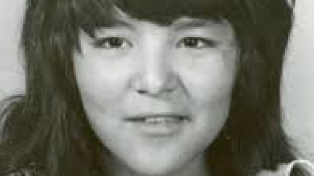 A photo of Annie Yassie from Manitoba's Project Disappear database. The 13-year-old girl had just returned home to Churchill, Man., from residential school when she disappeared on June 22, 1974.
