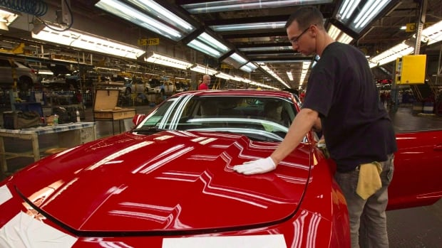 Workers at General Motors in Oshawa worry the plant could eventually close unless GM commits to new production.