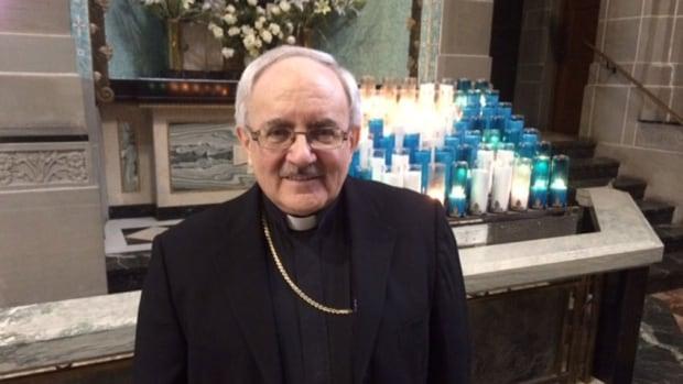 Moncton Archbishop Valéry Vienneau