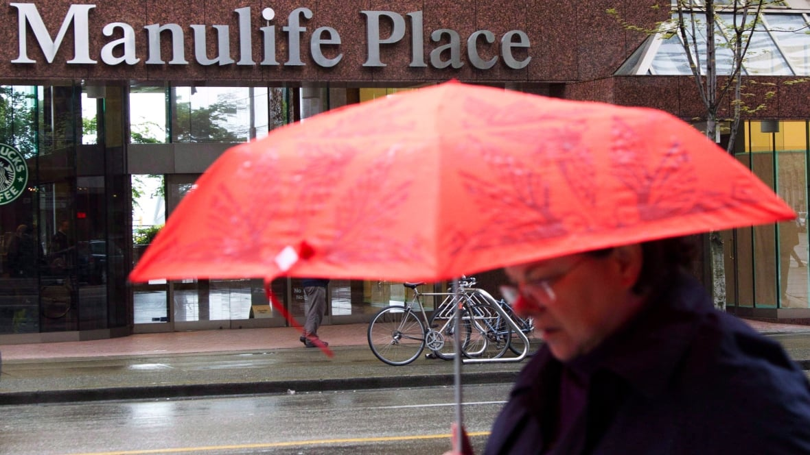 Gas Prices Waterloo >> Manulife profit falls 43% on losses in oil and gas ...