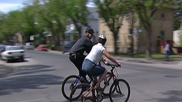 It's Commuter Challenge Week and that means you may see more people taking their bikes to work.