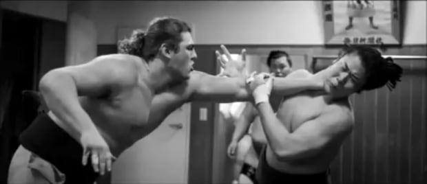 Brodi Henderson wrestling