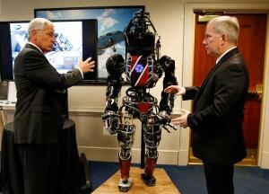 U.S. defence robot