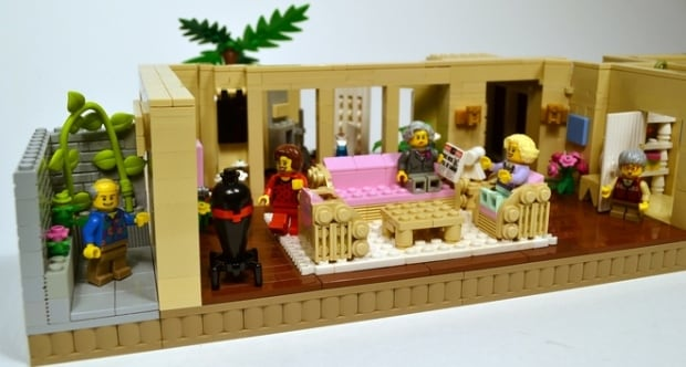 Golden Girls Lego Set May Soon Become A Reality Trending