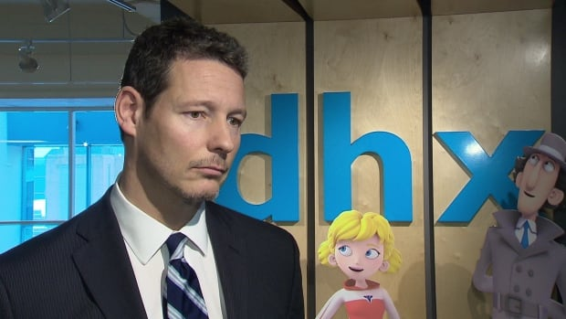 David Regan, the executive vice-president in charge of corporate development for DHX Media, says his animation studio will leave Nova Scotia if the government follows through on proposed changes to the film industry tax credit.