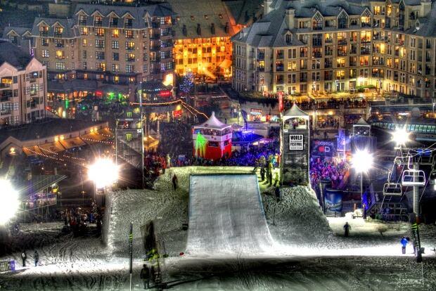 Whistler Ski and Snowboard Festival