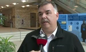 Corner Brook Mayor Charles Pender on new electoral boundaries proposal
