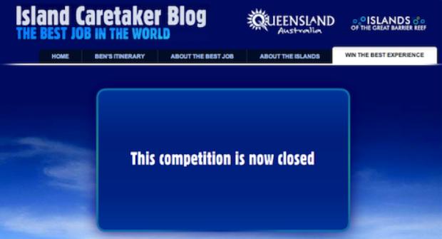 Island Caretaker Blog