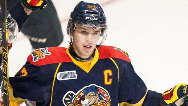 Erie Otters star Connor McDavid shredded the London Knights Friday night with a five-goal performance.