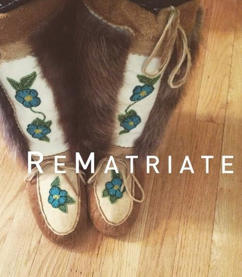 ReMatriate wants to take back 'visual identity' of First Nations