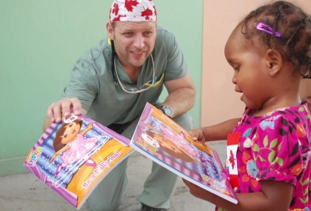 Dr. Andrew Furey Haiti