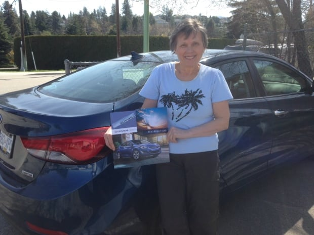 Delores Jensen for DNTO (New Car)