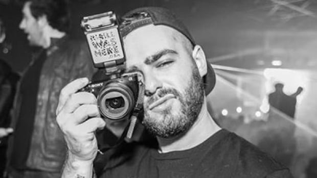 Photographer Kirill Bichutsky, who goes by the name Kirill Was Here, was to appear at The Argyle Grill and Bar this Saturday. He has been barred by the owner of The Argyle.